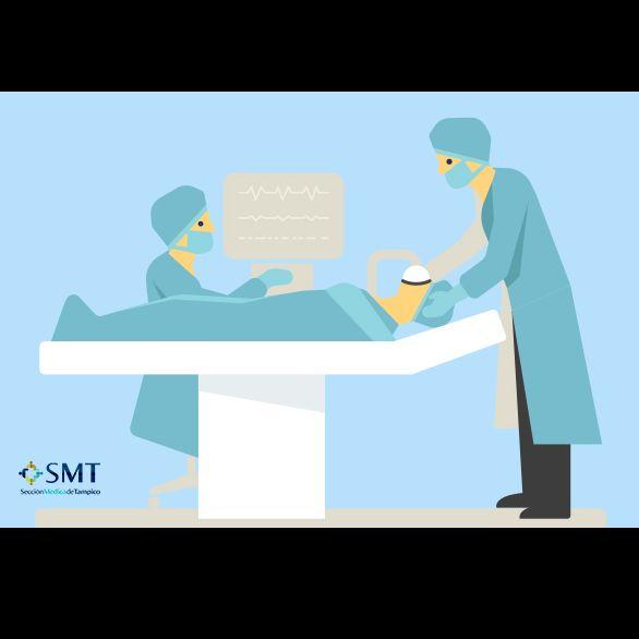 Anestesiólogos en Tampico