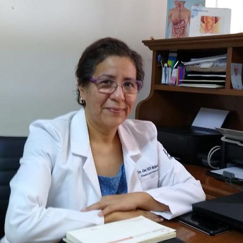 Dra. Alma Edith Maldonado Flores