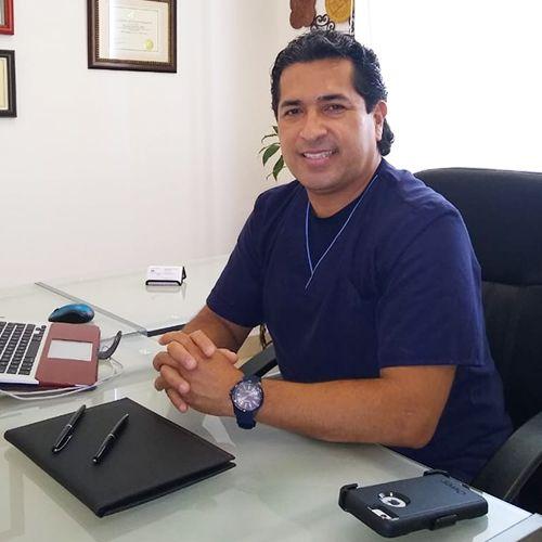 Dr. Fermín Guerrero Del Ángel