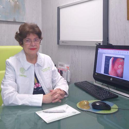 Dra. María de los Ángeles Villanueva Carreto