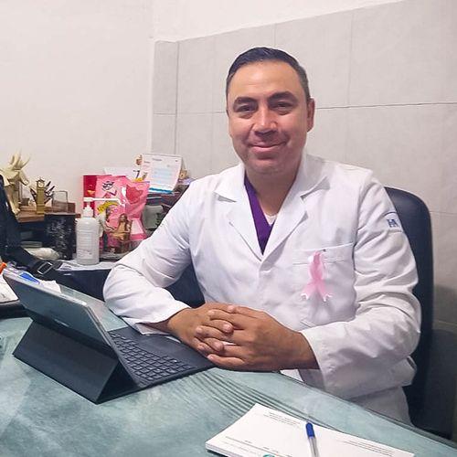 Dr. Juan Enrique Cruz Ortiz