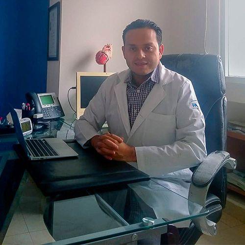 Dr. Ramón Alejandro Gómez Escalante
