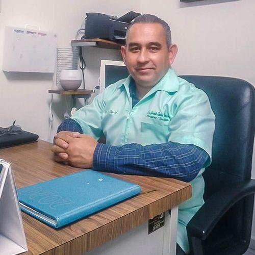 Dr. Gerardo T. Rocha Herrera