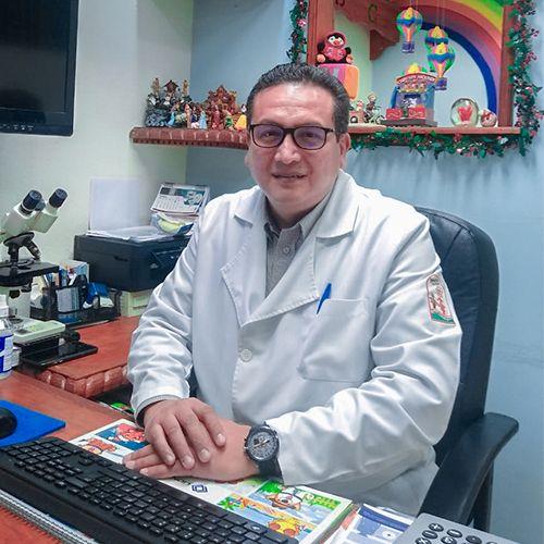 Dr. Álvaro G. Jiménez Rivero