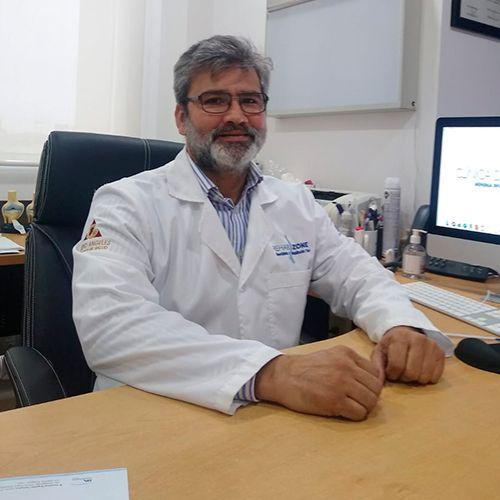 Dr. José David Díaz Carballeda
