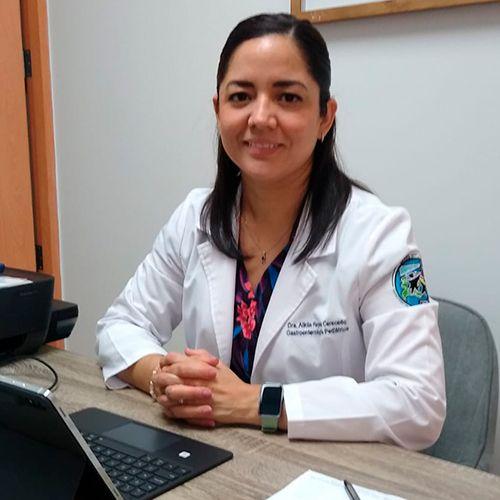 Dra. Alicia Reyes Cerecedo