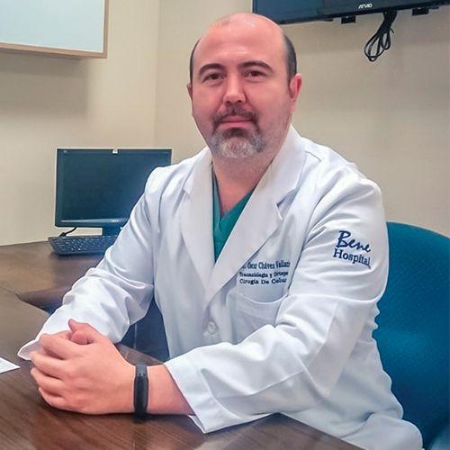 Dr. Oscar Chávez Vallarino
