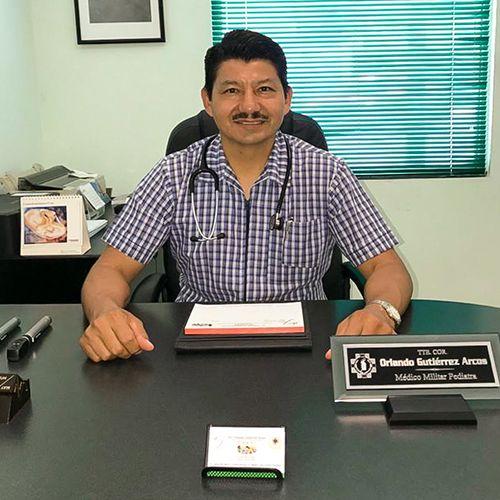 Dr. Orlando Gutiérrez Arcos
