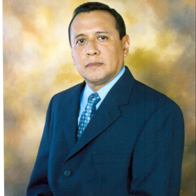 Dr. Mario Alberto Padrón Turrubiates