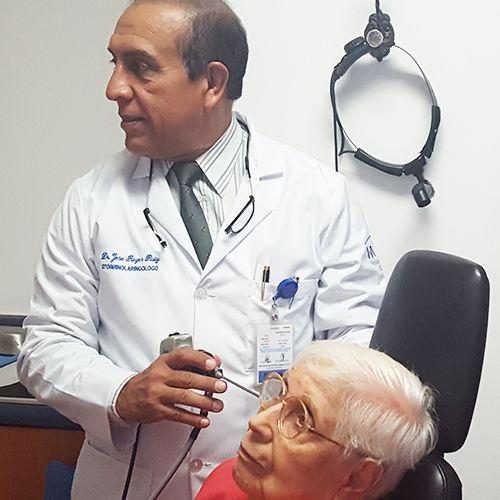 Dr. José Reyes Ruiz