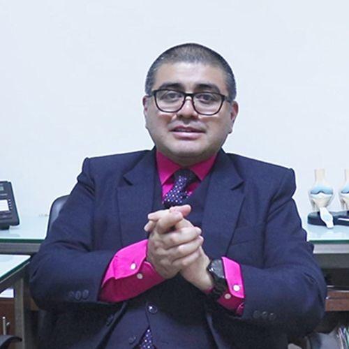 Dr. Jorge Armando Luna Hernández